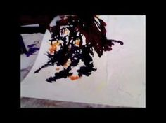 Ink with Alcohol Painting Technique - Bing video
