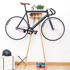 JUNG/SYLT bike rack