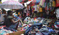 Europe's secondhand clothes brings mixed blessings to Africa  Roaring trade in often smuggled charity castoffs in African street markets risks ruining domestic textile industries.