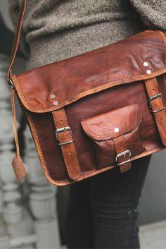 e11f0d08256b3 39 Best Leather satchels - Gusti Leder studio images