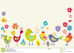 bird illustration - Buscar con Google