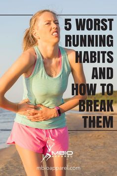 it's best to discover the bad habits you've adopted sooner rather than later so you can break them immediately. Here are a few of the most common poor running habits and how you can break them. running 5 Worst Running Habits and How to Break Them Learn To Run, How To Start Running, How To Run Faster, Begin Running Plan, Starting To Run, How To Jog, How To Run Longer, Running Humor, Running Workouts