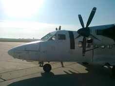 Let L-410 at Budapest