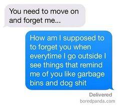Brutal Responses To Ex Texts – 80 Pics