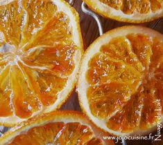 "Tranches d'Oranges confites express ""micro-ondes"" ?"