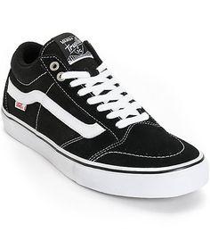 Vans TNT SG Skate Shoes (Mens)