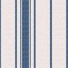 Blue And White Fabric, Blue Fabric, Farmhouse Fabric, Modern Farmhouse, Farmhouse Decor, Fabric Textures, Fabric Patterns, Drapery Fabric, Fabric Decor
