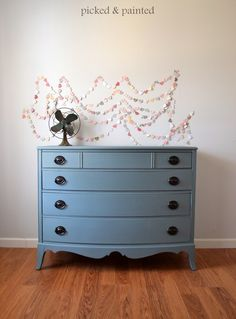 Picked & Painted: Spring Inspired ~ General Finishes Milk Paint
