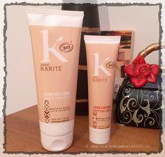 K pour Karitè linea professionale capelli biologica  con burro di karitè
