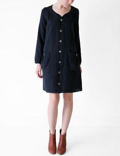 a.p.c. wool dress