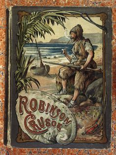 Robinson Crusoe by J. Ayton Symington - British Library Prints