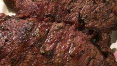 Best Steak Marinade In Existence ever – skinnymeals Steak Marinade Best, Best Steak, Steak Recipes, Grilling Recipes, Cooking Sauces, Cooking Recipes, Orange Chicken Crock Pot, Creamy Chicken Enchiladas, Stuffed Hot Peppers