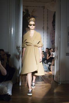 Chinoporou Labrini, PANSiK fashion show 2014 www.pansik.gr