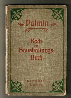 Buch: Koch- und Haushaltungsbuch für den einfachen Haushalt : Ein Handbuch für alle Hausfrauen / L. Amberg, C. Rost, M. Schubert.