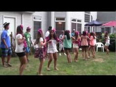 EMY Curso de inglés en Connecticut. Farewell Party: Moves like Jagger.mpg