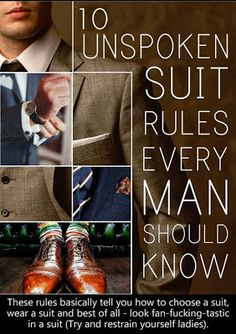Rules of Suits