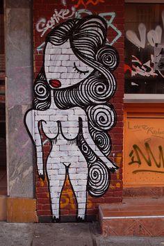 Street Artist: Sonke in Thessaloniki