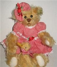 Dolls & Bears Bears Annette Funicello Mohair Bear Sufficient Supply