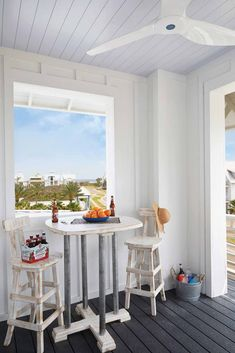 Gathering Place: A Family Shoreside Haven – Texas Monthly Beach Cottage Style, Beach House, Port Aransas Beach, Beach Cottages, Texas Monthly, Dining Table, Places, Furniture, Home Decor
