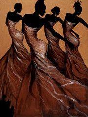Flow by Monica Stewart | The Black Art Depot