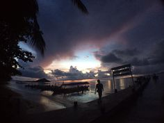 The sun will rise  Enjoy every sunset  #travelling #beach #summer #exploreindonesia #explorelampung #pahawangisland #photograph #photography #sunrise