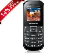 """Last 7 seats, less than 28 Hrs. left, Rs. 200/- only for Samsung Guru E1207. GRAB YOUR SEAT NOW!! http://www.dealite.in/Auction/Samsung-Guru-E1207/DEAL09112044  * Original, box packed and with 1 Year manufacturer's warranty * Dual Standby SIM (GSM + GSM) * 1.52"""" (3.86cm) TFT Display Screen * 800 mAh Battery * FM Radio Support"""