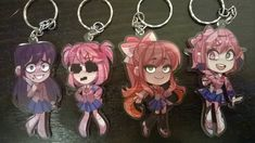 Check out these keychains - Imgur