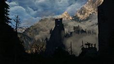 The Witcher 3 Kaer Morhen [1920x1080] [OC] Need #iPhone #6S #Plus #Wallpaper/ #Background for #IPhone6SPlus? Follow iPhone 6S Plus 3Wallpapers/ #Backgrounds Must to Have http://ift.tt/1SfrOMr