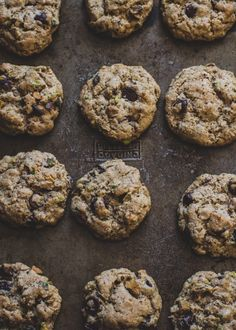 Try these Gluten-Free Chocolate Chip Cookies with Pistachios that are quick and easy to make. These will make a delicious after-school snack for your kids!