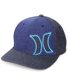 On-trend embroidered details and the Hurley logo on front make the Laguna  hat a 761c1452bbb