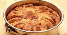 Mennyei Norvég almatorta recept! Egy igazi almás finomság, amit egyszerű elkészíteni, és ugyanakkor megunhatatlanul ízletes! Ha egyszer elkészíti valaki, garantáltan lesz második alkalom is! Apple Cake Recipes, Dessert Recipes, Torte Cake, Hungarian Recipes, Hungarian Food, Sweet Cakes, Food Cakes, Sweet Desserts, Creative Cakes