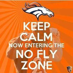 Now Entering No Fly Zone Denver Broncos Gear, Go Broncos, Football Baby, Football Season, Broncos Players, Different Sports, Sports Photos, Denver Colorado