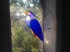 Great blue heron by BirdsAndBugs1 on Etsy
