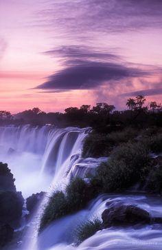 Iguazu Falls National Park, Cataratas del Iguazú, Subtropical Rainforest, Province of Misiones, Argentina