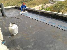 Como fazer um telhado verde - 6 passos (com imagens)