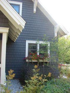 Painted Cedar Siding Picutres, Painted Cedar Photos | Cedar Shingles Direct