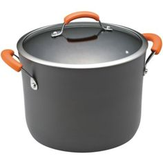 Rachael Ray® 10-qt. Hard-Anodized Covered Stock Pot  found at @JCPenney