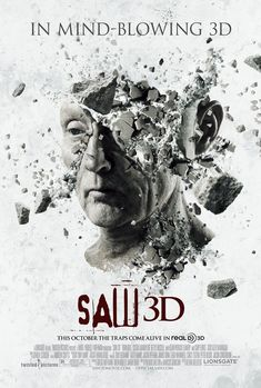 Return to the main poster page for Saw 3D