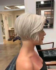 Bob Haircut For Fine Hair, Longer Pixie Haircut, Haircuts For Thin Fine Hair, Thin Hair Cuts, Short Bob Haircuts, Short Hair With Layers, Short Hair Cuts For Women, Short Hair Styles, Short Fine Hair Cuts