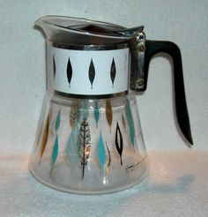 David Douglas 8 cup Flameproof coffee carafe