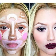Clown Contouring Is The Newest Makeup Technique That Really Works