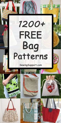 Over 1200 Free Bag patterns, tutorials, and diy projects to sew. Make tote bags,… Sponsored Sponsored Over 1200 Free Bag Bag Sewing, Love Sewing, Bag Patterns To Sew, Sewing Patterns Free, Messenger Bag Patterns, Handbag Patterns, Patchwork Patterns, Patchwork Bags, Messenger Bags