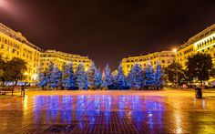 Visit Greece | Thessaloniki, Aristotelous Square