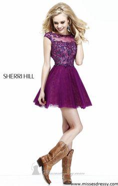 Sherri Hill 21032 by Sherri Hill