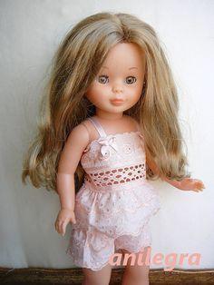 """Pijama muñeca Nancy (dolls 16"""" )"""