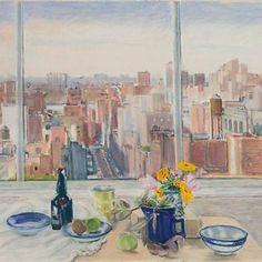jane freilicher painter | ... Magazine - Jane Freilicher. Painter Among Poets [Arts, United States