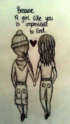 because a girl like you  is impossible to find