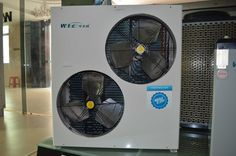 Dual-wind heat pump