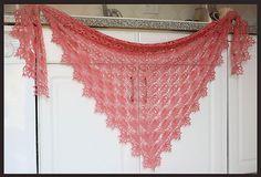 lichtgewicht Gehaakte sjaal patroon