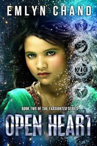 Open Heart by Emlyn Chand book cover